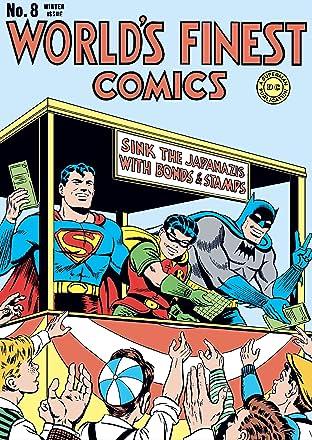 World's Finest Comics (1941-1986) No.8