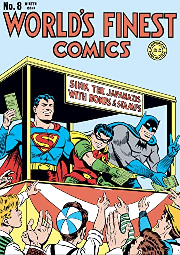 World's Finest Comics (1941-1986) #8