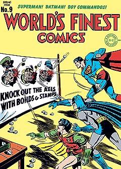 World's Finest Comics (1941-1986) No.9