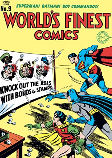 World's Finest Comics (1941-1986) #9