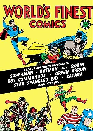 World's Finest Comics (1941-1986) No.10