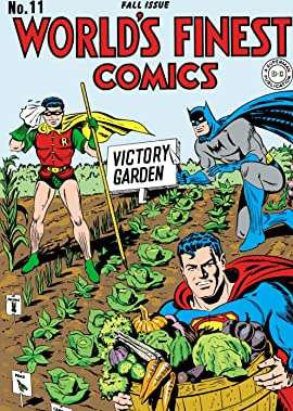 World's Finest Comics (1941-1986) #11