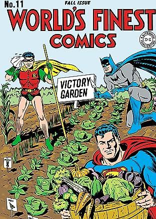 World's Finest Comics (1941-1986) No.11