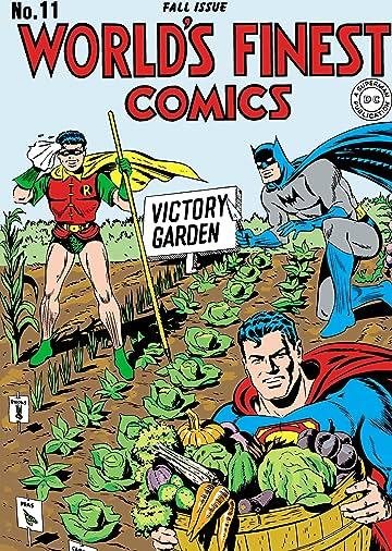 World's Finest Comics (1941-1986) #11