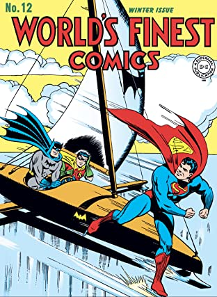 World's Finest Comics (1941-1986) #12