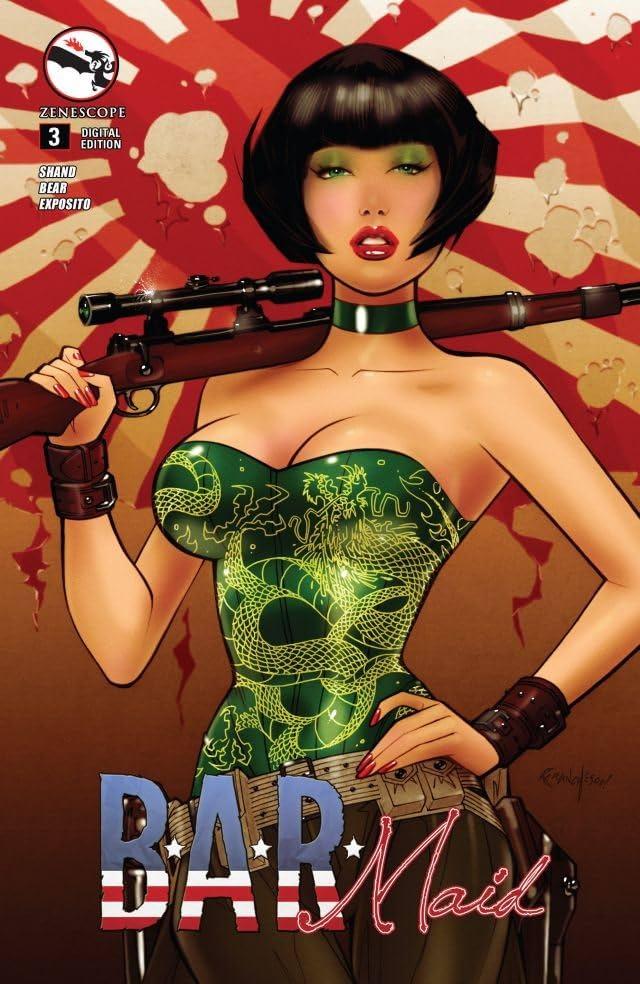 B.A.R. Maid #3