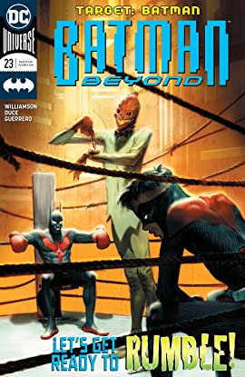 Batman Beyond (2016-) #23