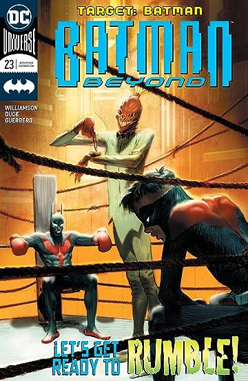 Batman Beyond (2016-) #23