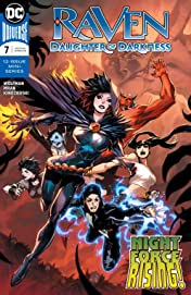 Raven: Daughter of Darkness (2018-) #7