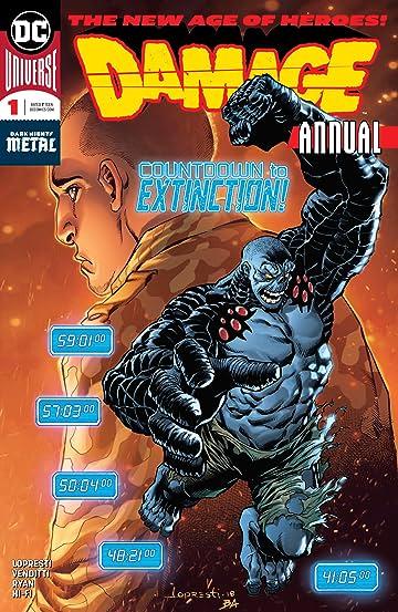Damage (2018-) Annual #1