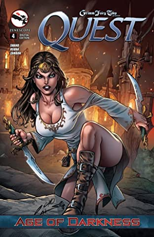 Grimm Fairy Tales : Quest #4 (of 5)