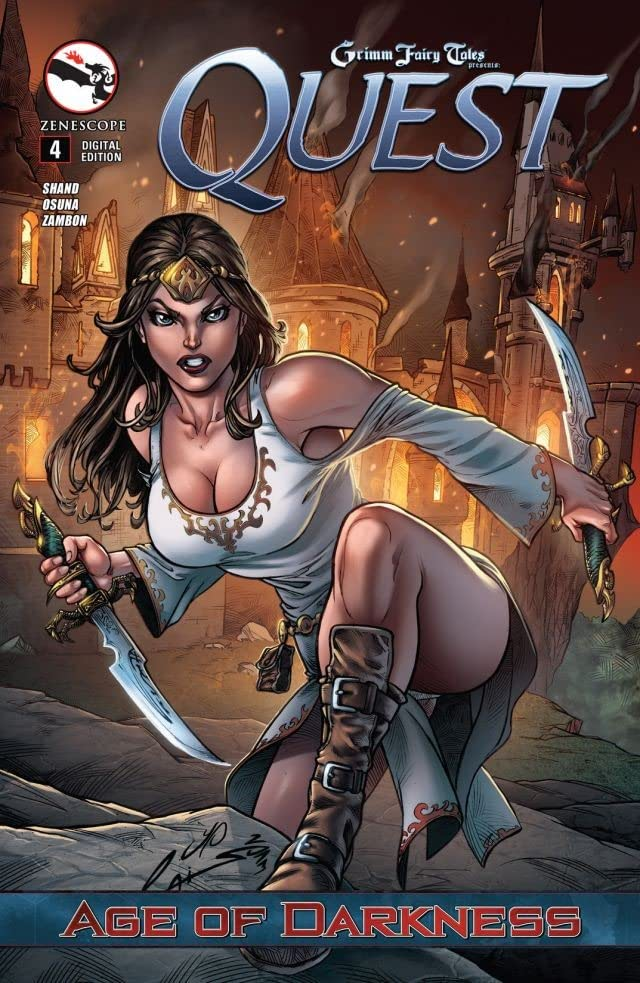 Grimm Fairy Tales : Quest #4