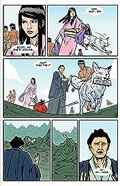 Kitsune: Assassin For Hire #12