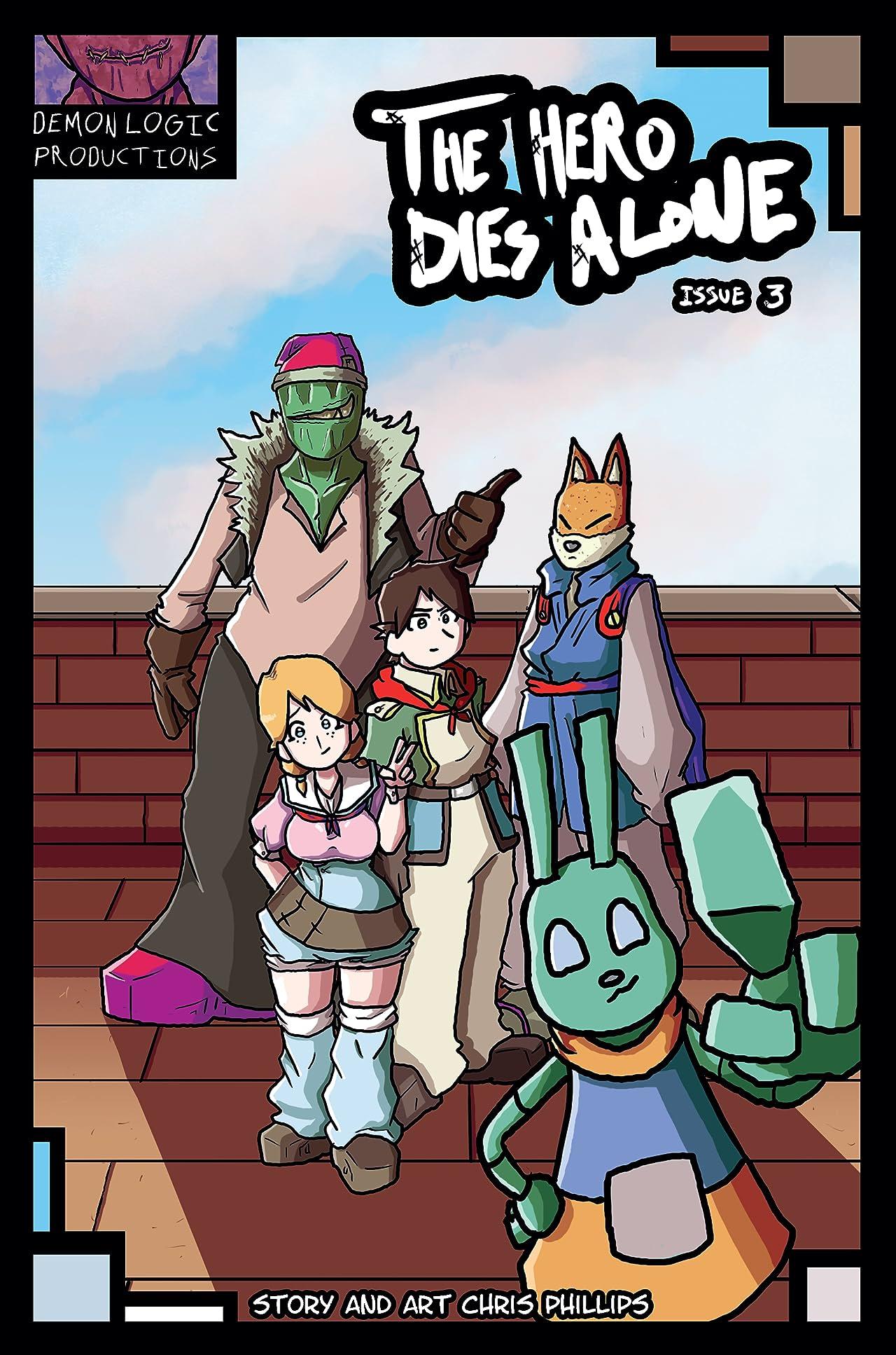 The Hero Dies Alone #3