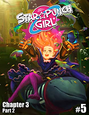 Starpunch Girl #5