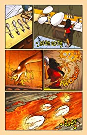 Zahra The Shadow Flame #1