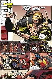 Iron Fist Vol. 3: L'évasion de la Huitième Cité