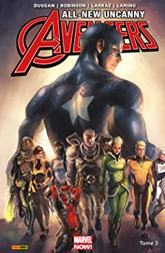 All-New Uncanny Avengers Tome 3: Rebondir