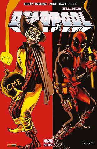 All-New Deadpool Tome 4: Civil War II