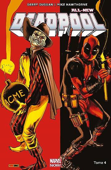 All-New Deadpool Vol. 4: Civil War II