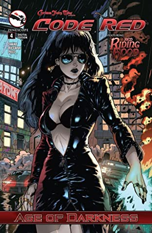 Grimm Fairy Tales: Code Red #4
