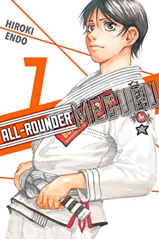 All-Rounder Meguru Tome 7