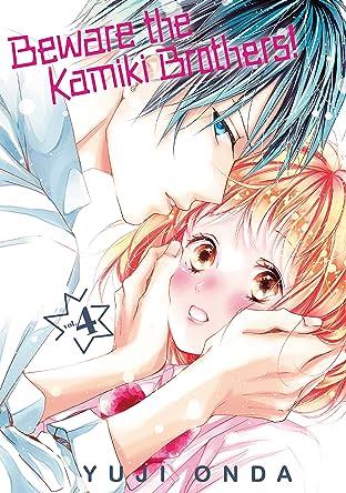 Beware the Kamiki Brothers! Vol. 4