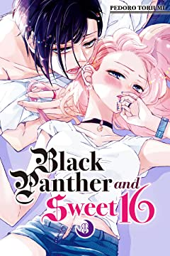 Black Panther and Sweet 16 Tome 8