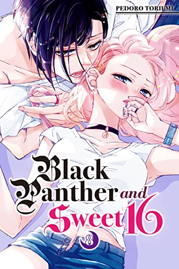 Black Panther and Sweet 16 Vol. 8