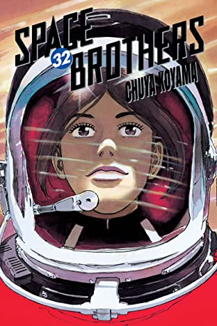 Space Brothers Vol. 32