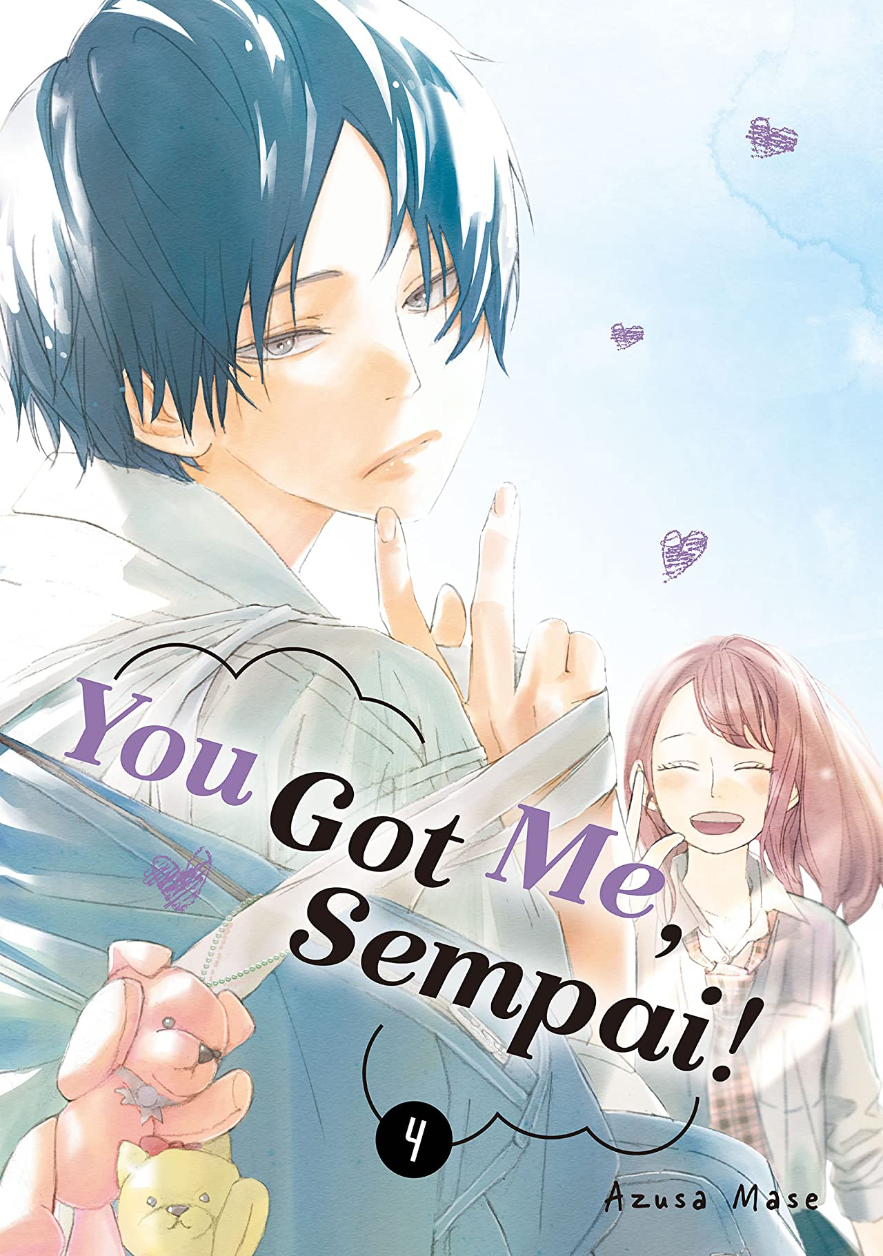 You Got Me, Sempai! Vol. 4