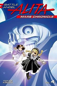 Battle Angel Alita: Mars Chronicle Tome 4