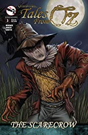 Grimm Fairy Tales: Tales from Oz #3: The Scarecrow