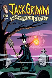 Jack Grimm: Harbinger of Death #1