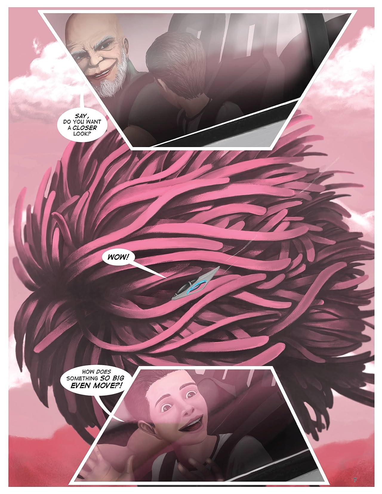 Numinosity Comics Vol. 1