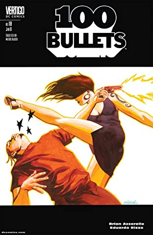 100 Bullets No.18