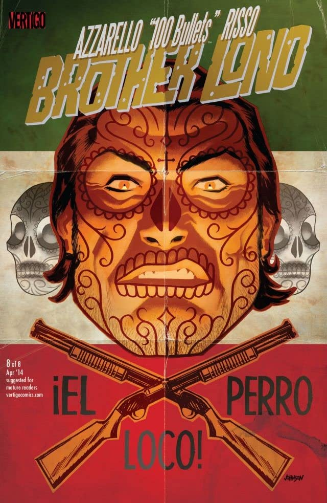 100 Bullets: Brother Lono #8 (of 8)