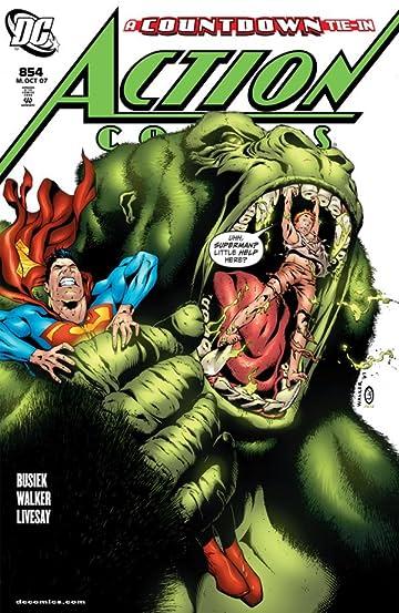 Action Comics (1938-2011) #854