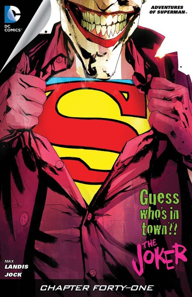 Adventures of Superman (2013-2014) #41