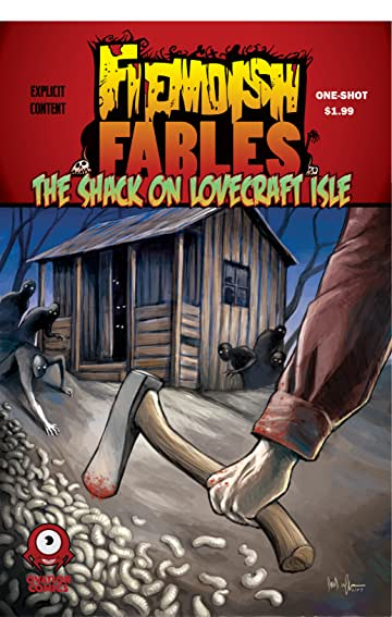 Fiendish Fables: The Shack on Lovecraft Isle