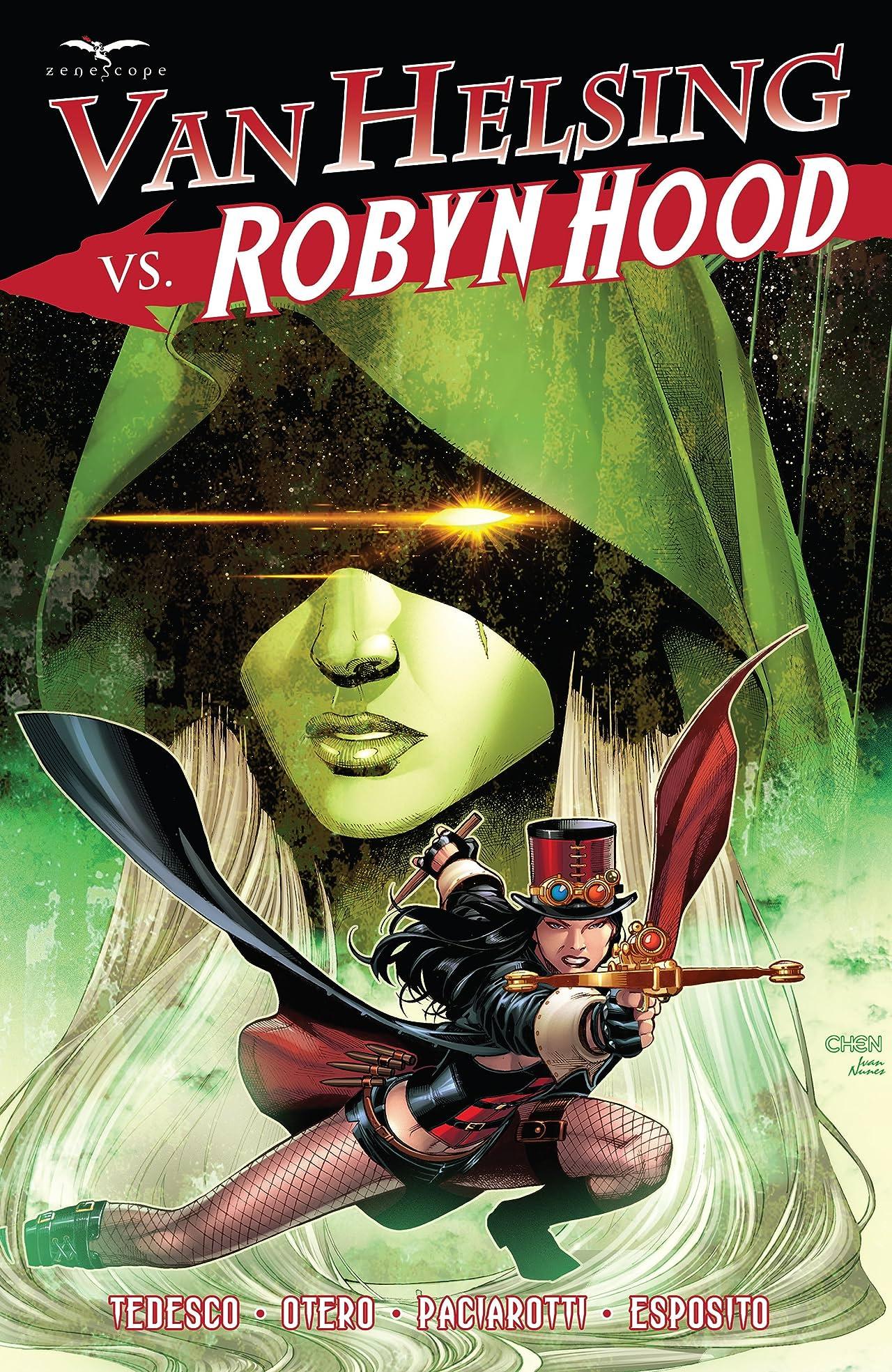 Van Helsing vs Robyn Hood Vol. 1