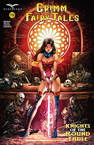 Grimm Fairy Tales Vol. 2 #19
