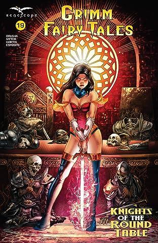 Grimm Fairy Tales Vol. 2 #19