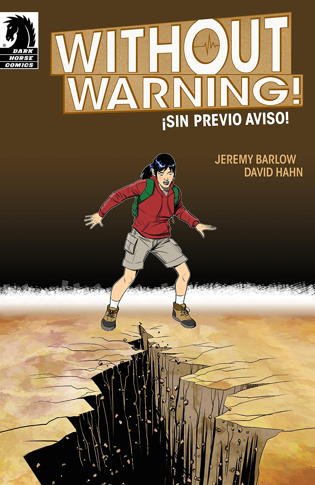 Without Warning! (Earthquake Safety and Information) (Spanish Edition)