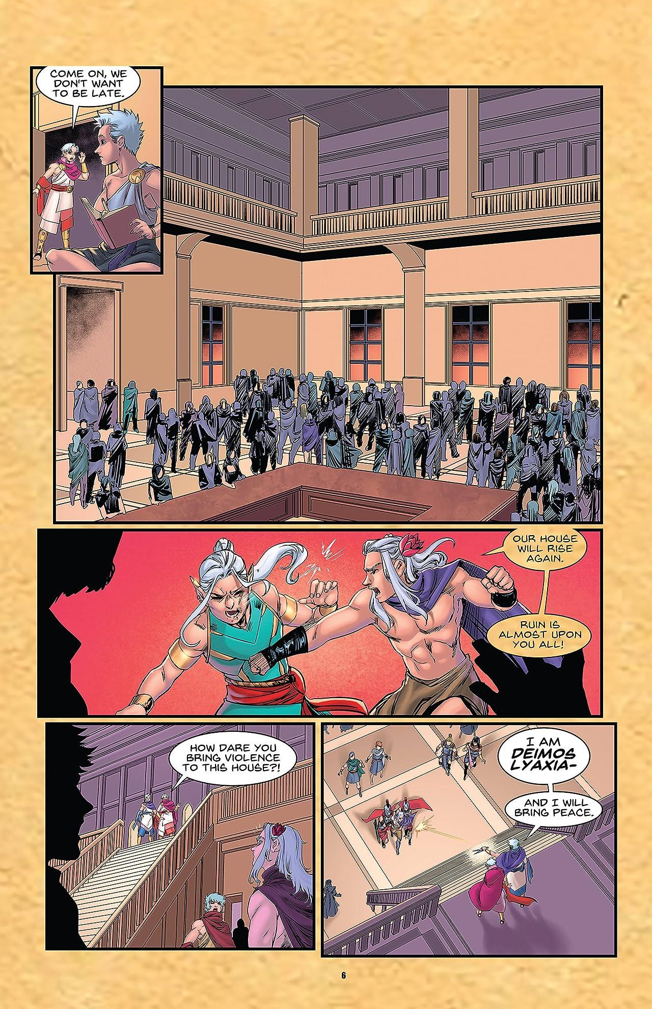 Mangazine Vol. 4 #1