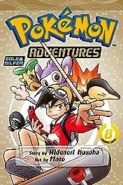 Pokémon Adventures (Gold and Silver) Vol. 8