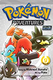 Pokémon Adventures (Gold and Silver) Vol. 9
