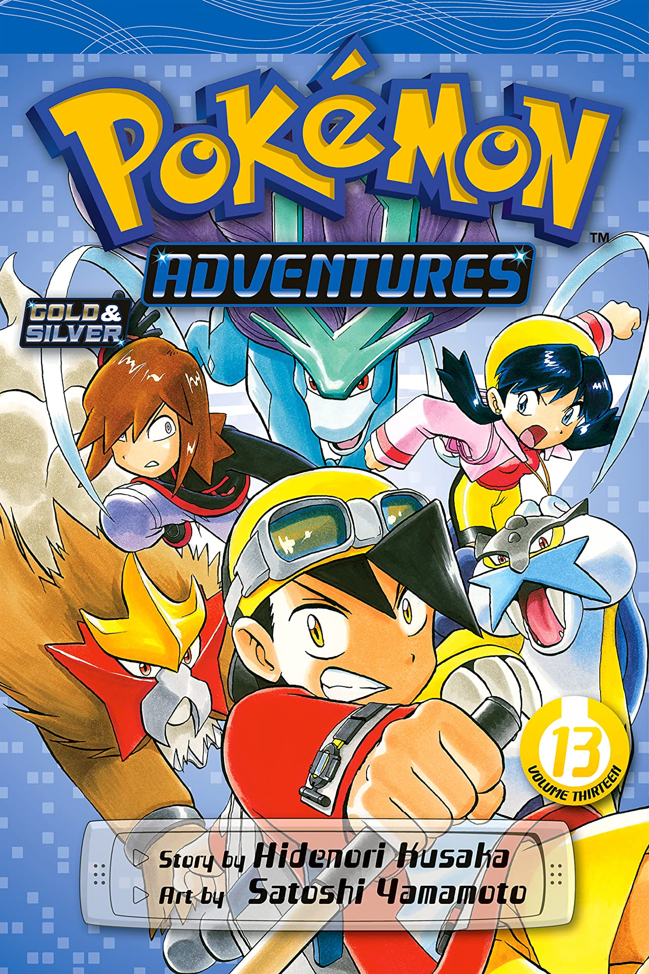 Pokémon Adventures (Gold and Silver) Vol. 13