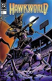 Hawkworld (1989-1993) #9