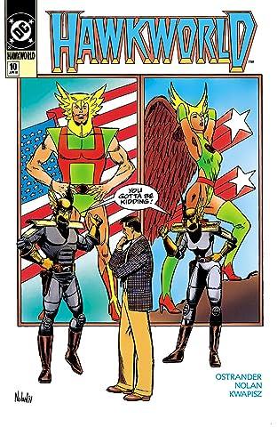 Hawkworld (1989-1993) #10